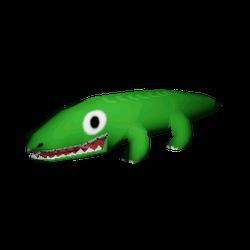 [Animated] Crocogator