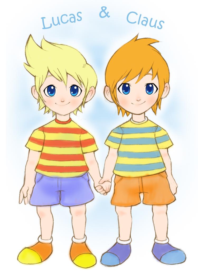 Lucas + Claus