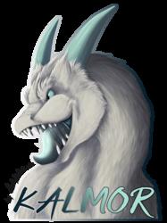 Kalmor Badge