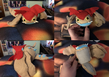 How to Train Your Dragon Cloudjumper tsum gift for lapis-lupus