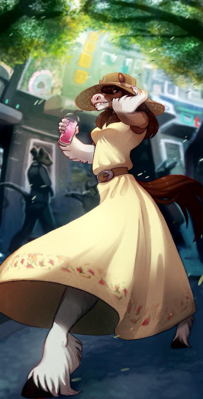 Illustration for Slither!