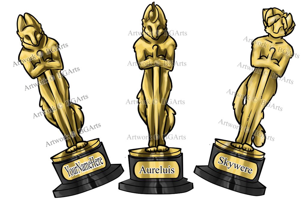 Oscar Badges