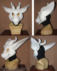 Angel Dragon Mask Base
