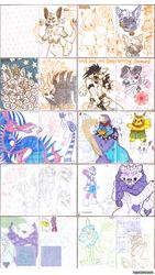 Sketchbook 74 - Part 4