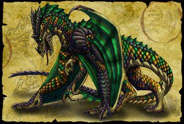 The Dragon Again