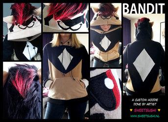 Custom Hoodie ★ Bandit!