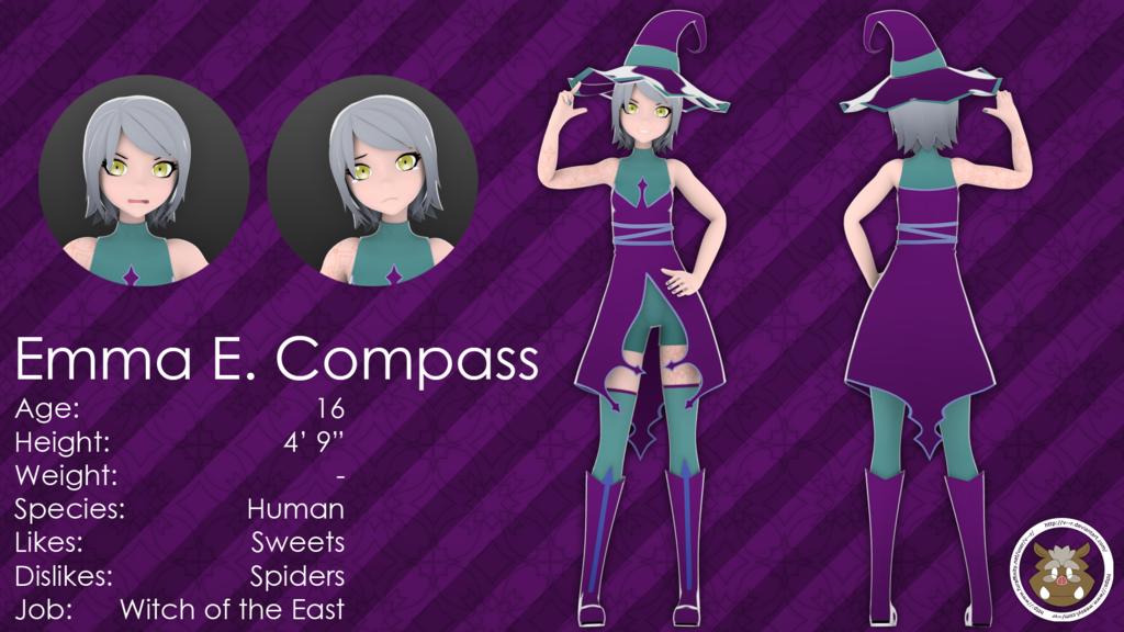 Featured image: [3DA] Emma E. Compass