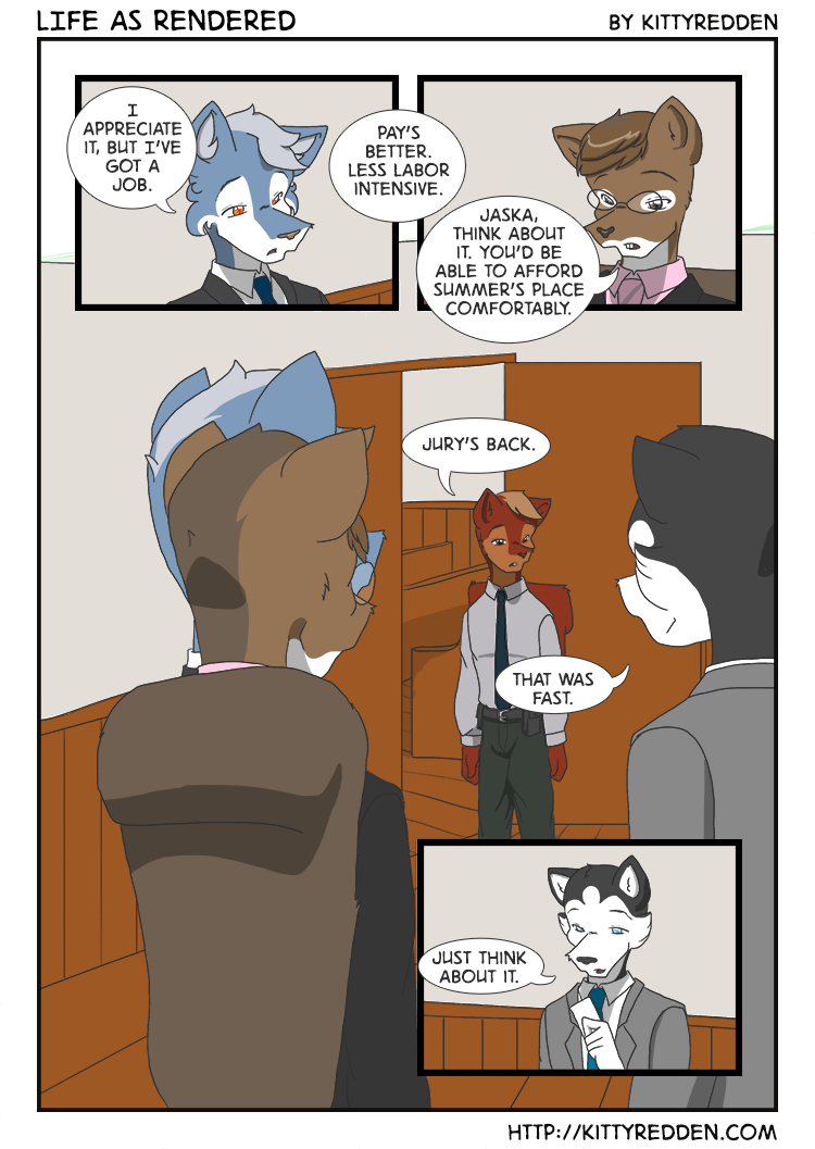 Life As Rendered - A05P27