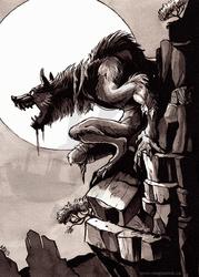 Crag Werewolf