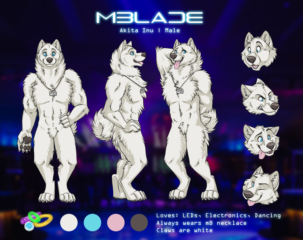 mBlade Reference Sheet