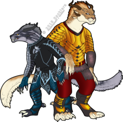 Syvierna and Kyraie
