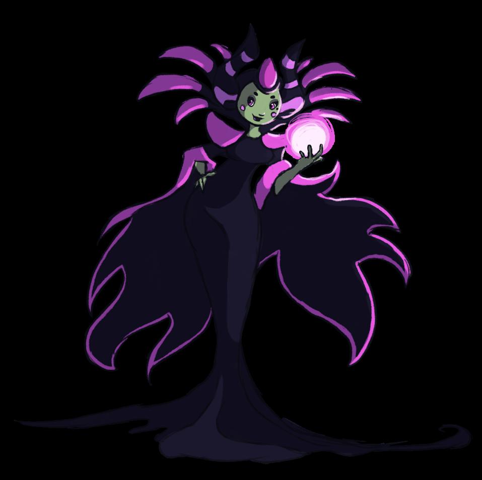 The Enchantress -Shovel Knight-