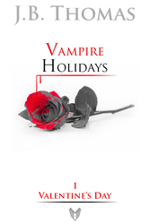 Cover- Vampire Holidays 1- Valentine's Day
