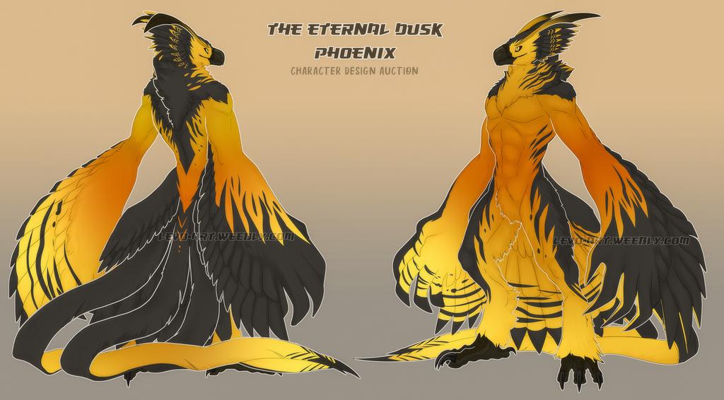 The Eternal Dusk - Phoenix Adopt (Open)