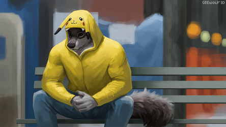 Introspection by GeeWolf