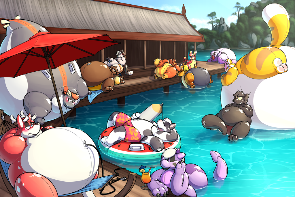 Pooltoy paradise