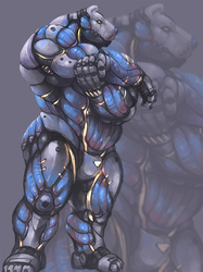 Mechanical Muscle