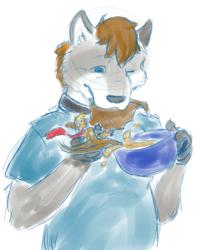 """""""Biscuit in My Tea"""""""