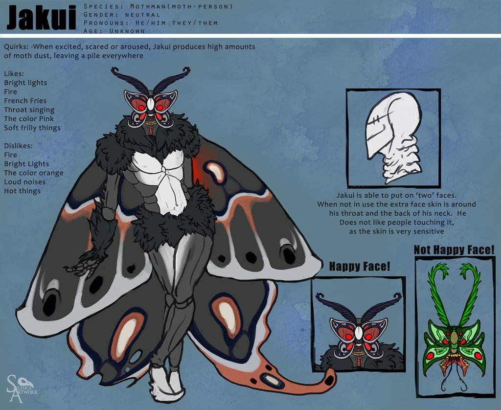 It's Moth-person