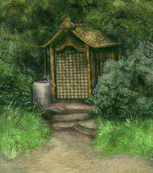 Pet Sim Background - Hidden Shrine