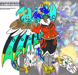 Sapphirus +Main Revamp+