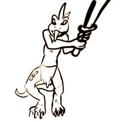 Stream Request: Raptor Adventurer