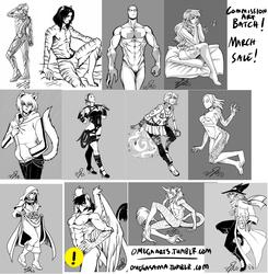 Commission Batch