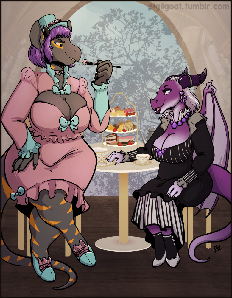 Most recent image: [Full Color] Solei and Somarin