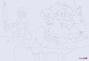 Wolfie's Streams - Grappling Groomer