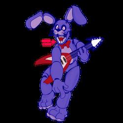 bunny collab fnaf