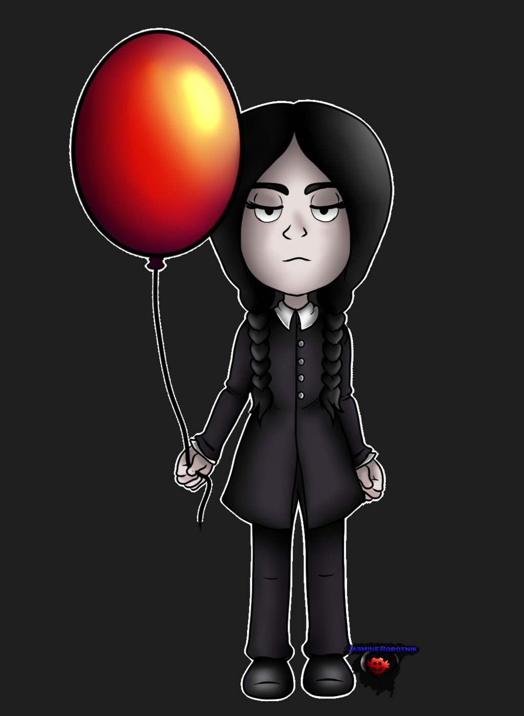 Most recent image: Wednesday  Addams