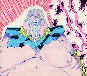Odin got obese