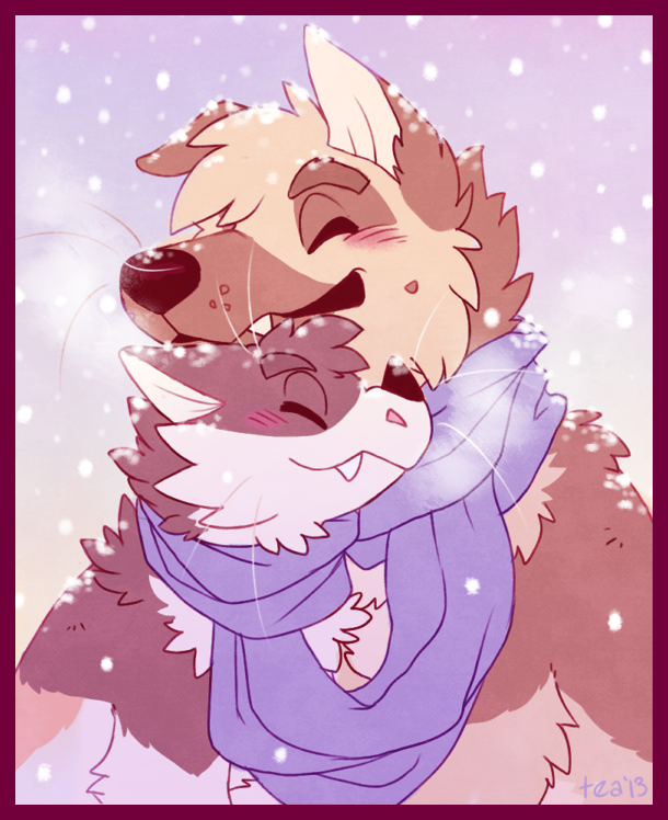 Featured image: all the way home I'll be warm