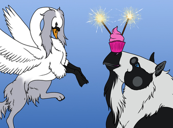 Sparkly Cupcake? BIRTHDAY!!!