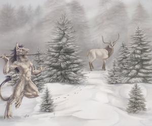 Winter Pursuit