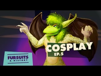 VIDEO: Fursuit History | Part 5: Cosplay