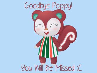Goodbye Poppy