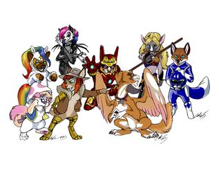 halloween 2015 group image
