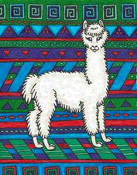 Alpaca Patterns