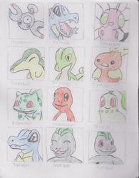 Pokemon Collage 2