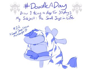 [Doodle A Day] Day 22