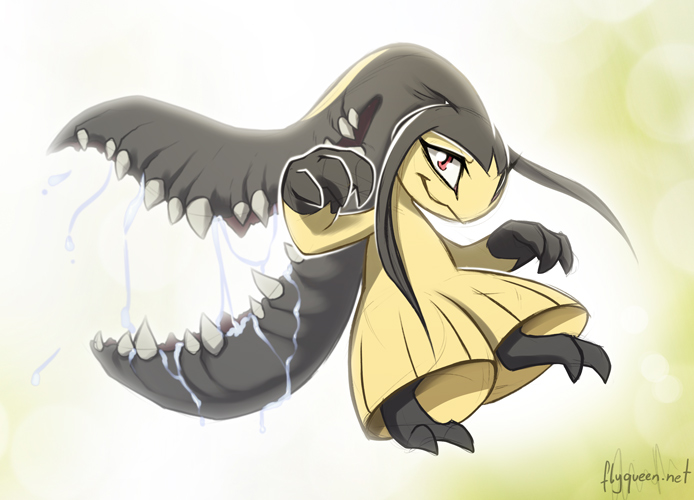 Just a Mawile