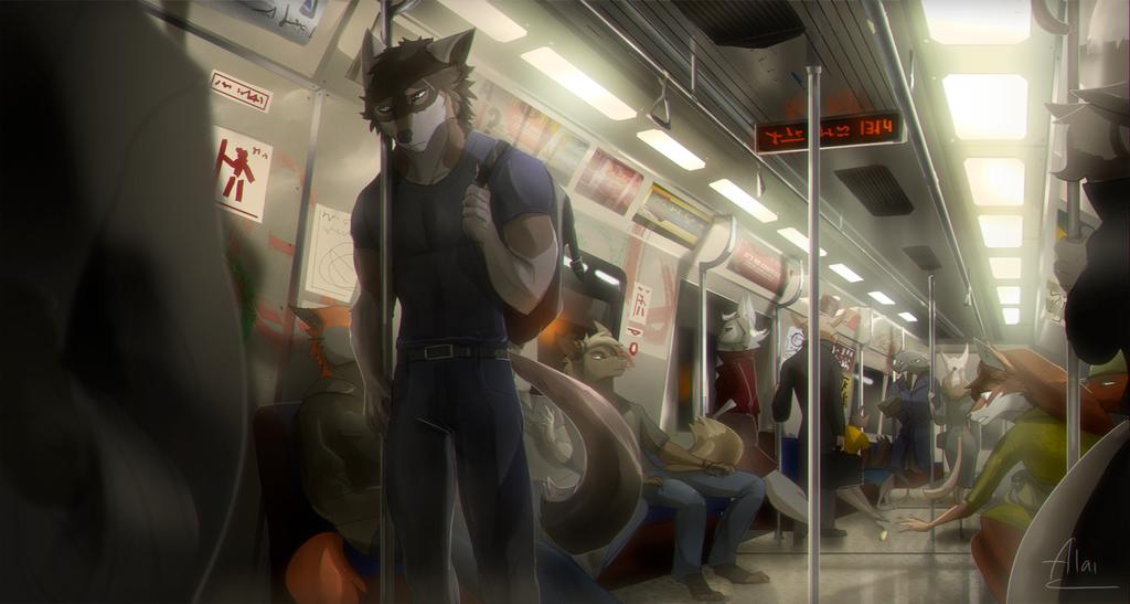 Empty Trip by AlaiCinereo
