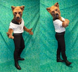 Wolfsbane - Rhane Sinclair  - cosplay