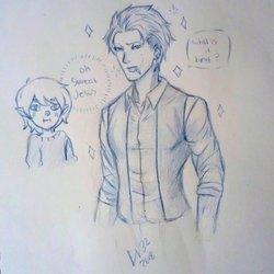 Vincent x Kai