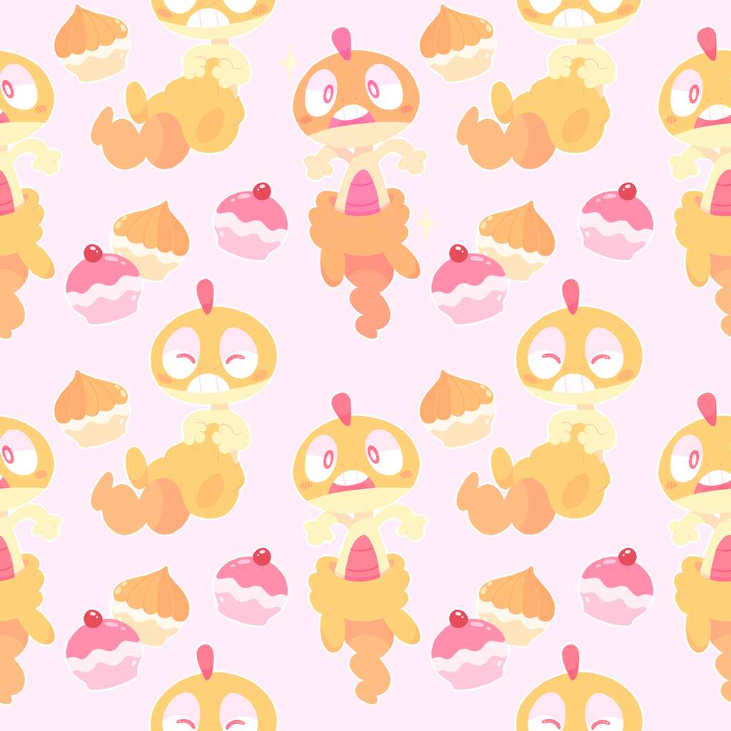 Scraggy pattern