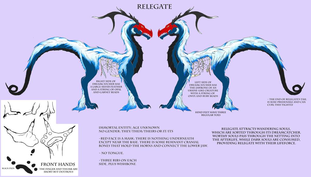 Relegate - Updated