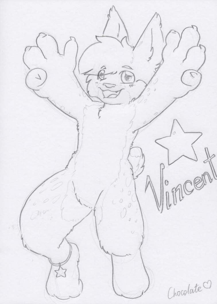 Vincent Comm - Jumping for Joy