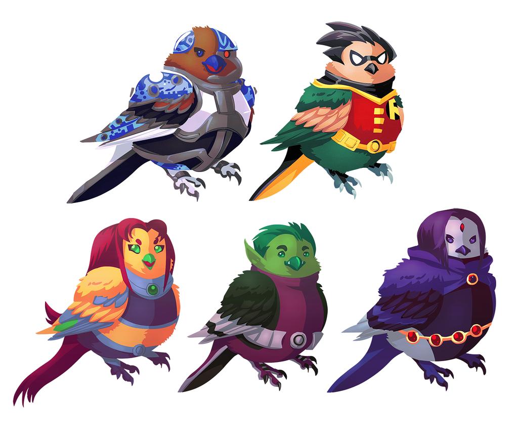 Bird Titans