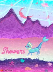 (Pokemon) Vaporwave Showers